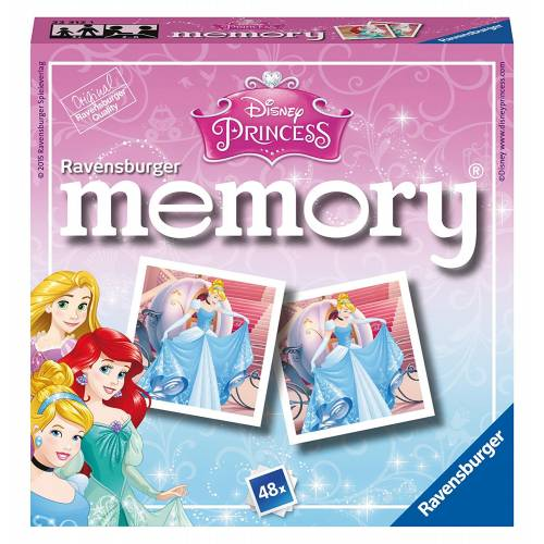 Ravensburger Mini Memory Game Disney Princess
