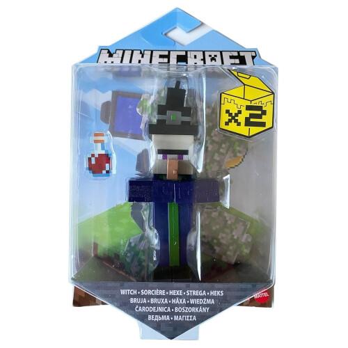 """Minecraft 3.25"""" Figures - Witch"""