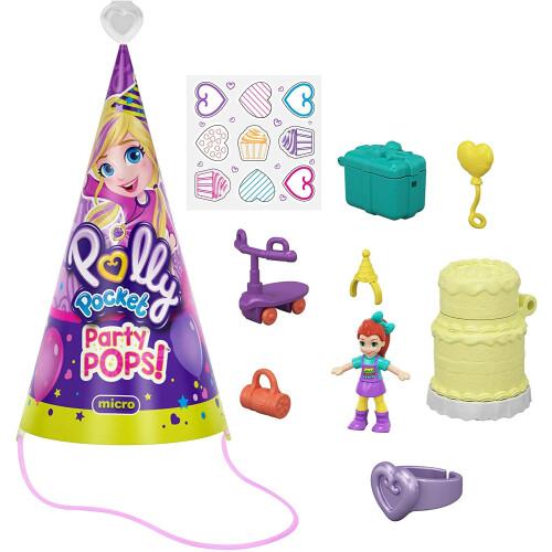 Polly Pocket Party Pops!