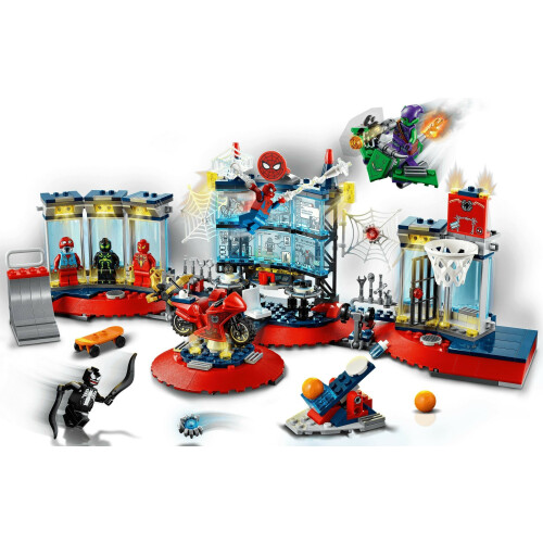 Lego 76175 Spider-man Attack on the Spider Lair