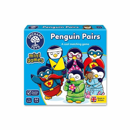 Orchard Mini Game Penguin Pairs