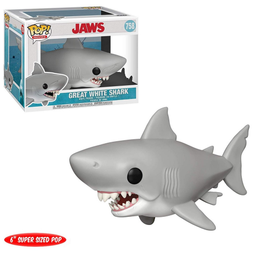 Funko Pop Vinyl - Jaws - Great White Shark 758