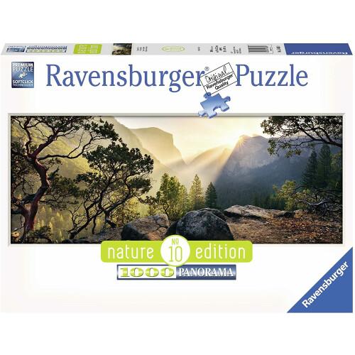 Ravensburger 1000pc Puzzle Yosemite Park Panorama