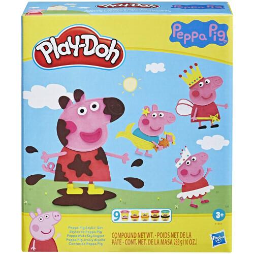 Play-Doh Peppa Pig Stylin' Set