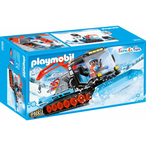 Playmobil 9500 Snow Plow