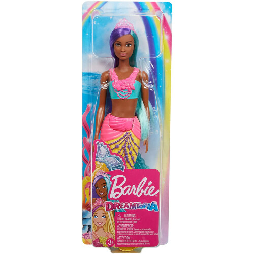 Barbie Dreamtopia Mermaid Doll (GJK10)