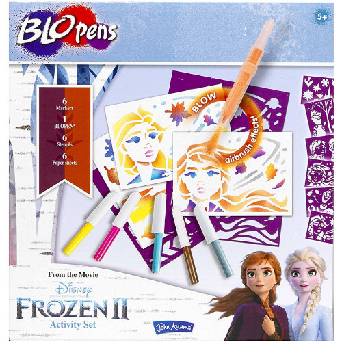 Blo Pens Frozen 2 Activity Set
