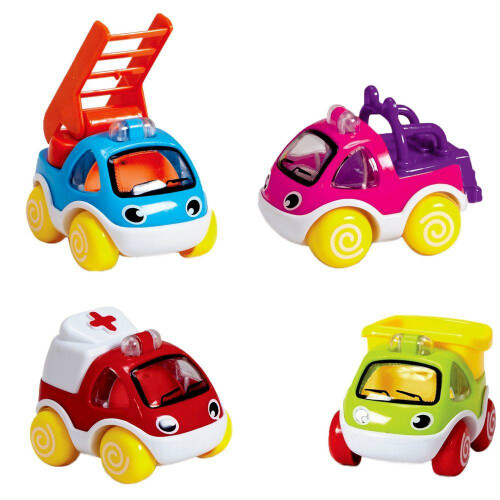 Halilit - Mighty Minis (Assorted Vehicles)