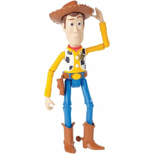 Toy Story 4 Posable Action Figure - Woody
