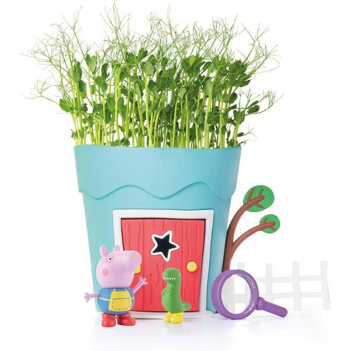Peppa Pig Grow & Play Pots - George