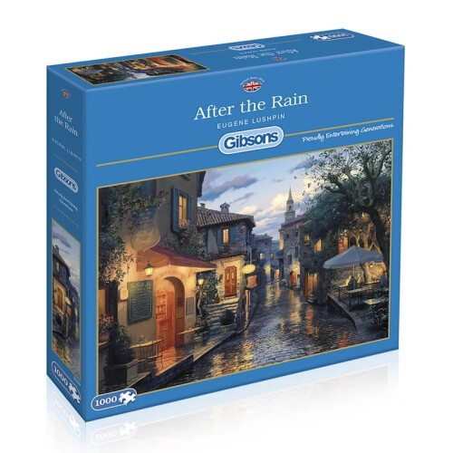 Gibsons After the Rain 1000pc Puzzle