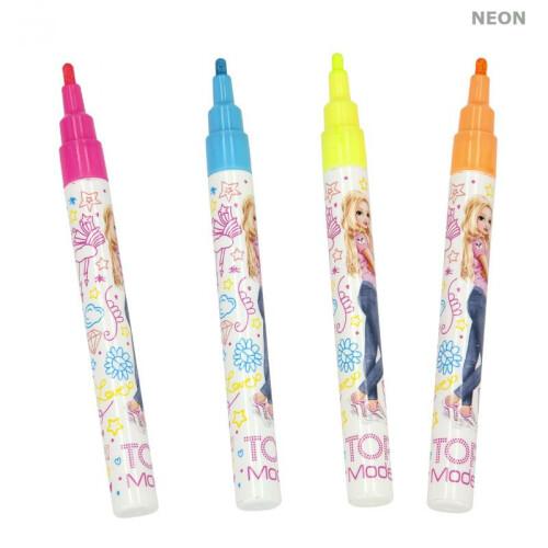Depesche Top Model Neon Deco Marker Set