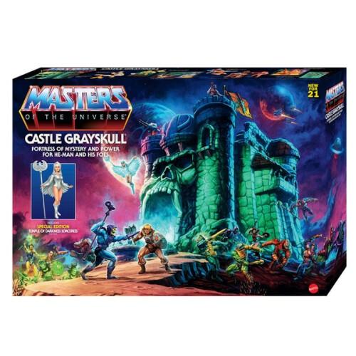 Masters of the Universe - Castle Grayskull