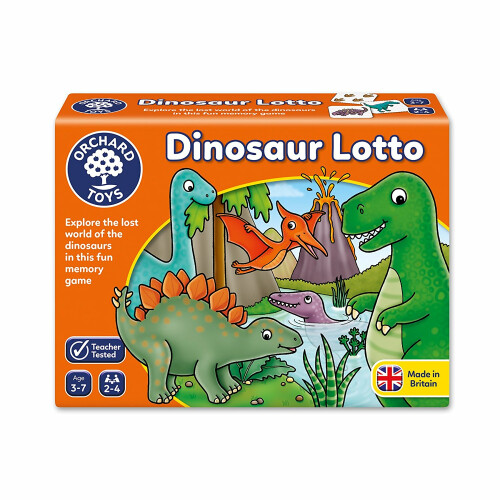 Orchard Dinosaur Lotto Game