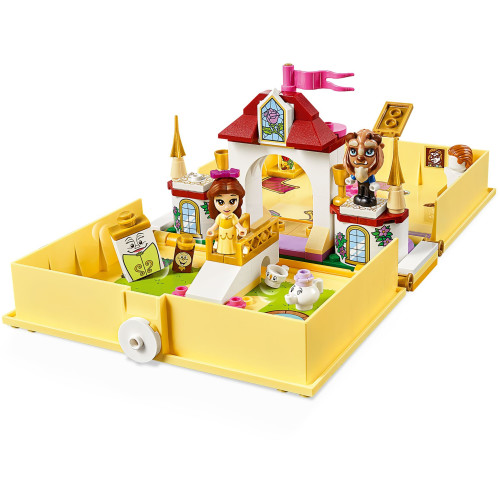 Lego 43177 Disney Princess Belle's Storybook Adventures