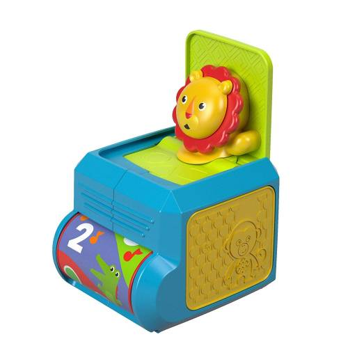 Fisher Price Spin 'n Surprise Lion