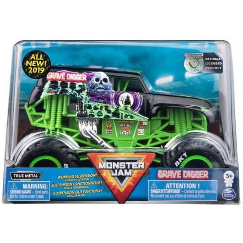 Monster Jam 1:24 - Grave Digger