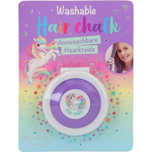Depesche Ylvi & the Minimoomis Washable Hair Chalk - Purple