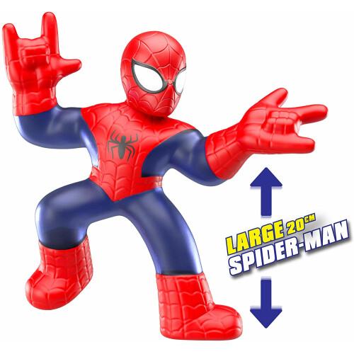 Heroes of Goo Jit Zu - Marvel - Large Spider-man