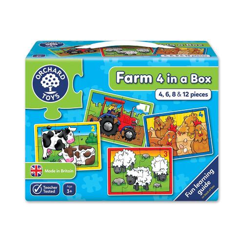Orchard Farm Four in a Box
