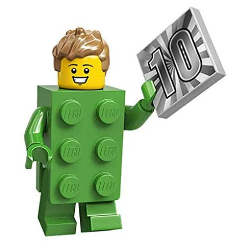 Lego 71024 Minifigure Series 20 Brick Costume Guy