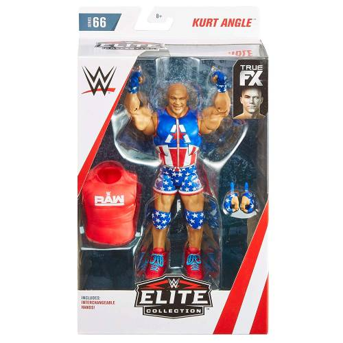WWE Elite Collection - Series #66 - Kurt Angle