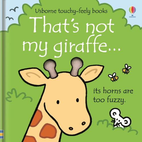 Usborne Books - That's Not My Giraffe...