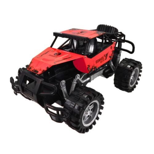 Rock Crusher 4x4 Metal Off Road Vehicle 30cm - Red