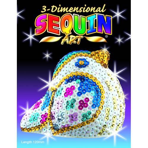 Sequin Art 3D Songbird 1718
