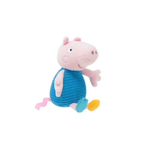 Peppa Pig - My First George with Rattle