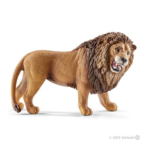 Schleich Wild Life 14726 Lion, Roaring