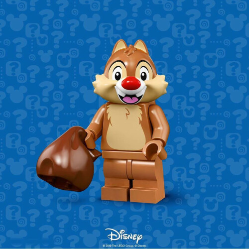 Lego Disney Minifigure Series 2 Dale