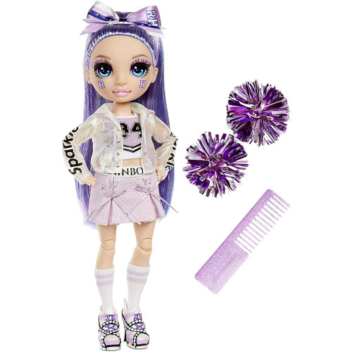 Rainbow High Cheer - Violet Willow