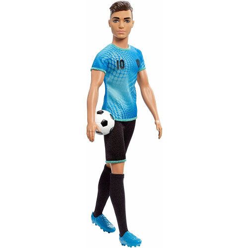 Barbie You Can Be Anything - Footballer Ken