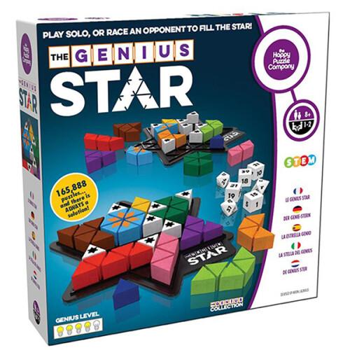 Puzzle Game - The Genius Star