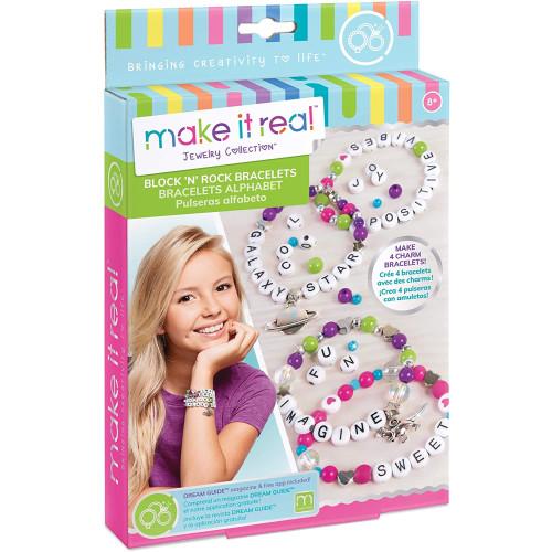 Make It Real - Block 'N' Rock Bracelets