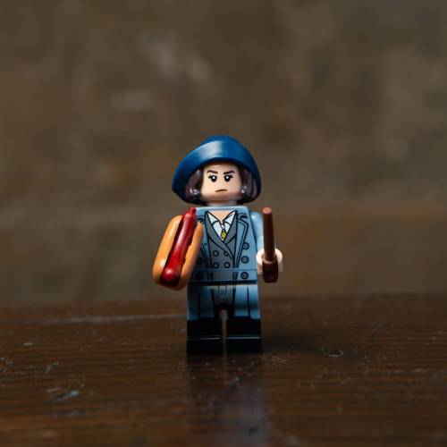 Lego Harry Potter Minifigure Fantastic Beasts Tina Goldstein