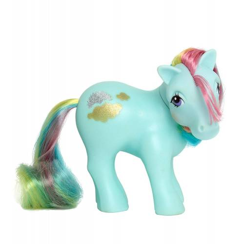 My Little Pony 35th Anniversary Scented Ponies Rainbow Collection - Sunlight