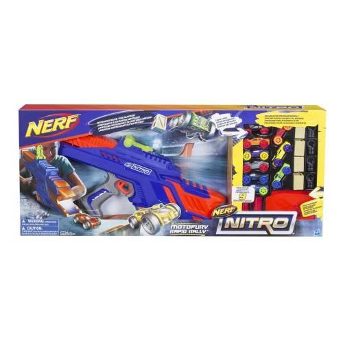 Nerf Nitro - Motofury Rapid Rally