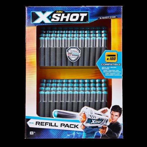 Zuru X-Shot Refill Pack