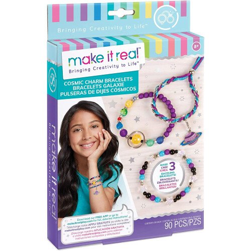 Make It Real - Cosmic Charm Bracelets