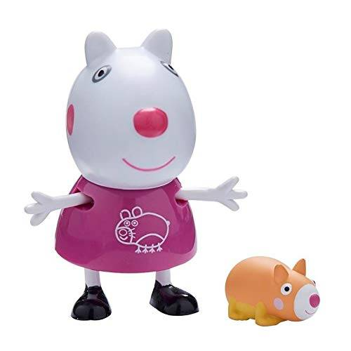Peppa Pig Pals and Pets - Suzy Sheep & Hamster
