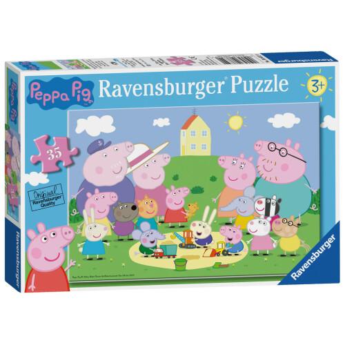 Ravensburger 35pc Peppa Pig Fun In the Sun