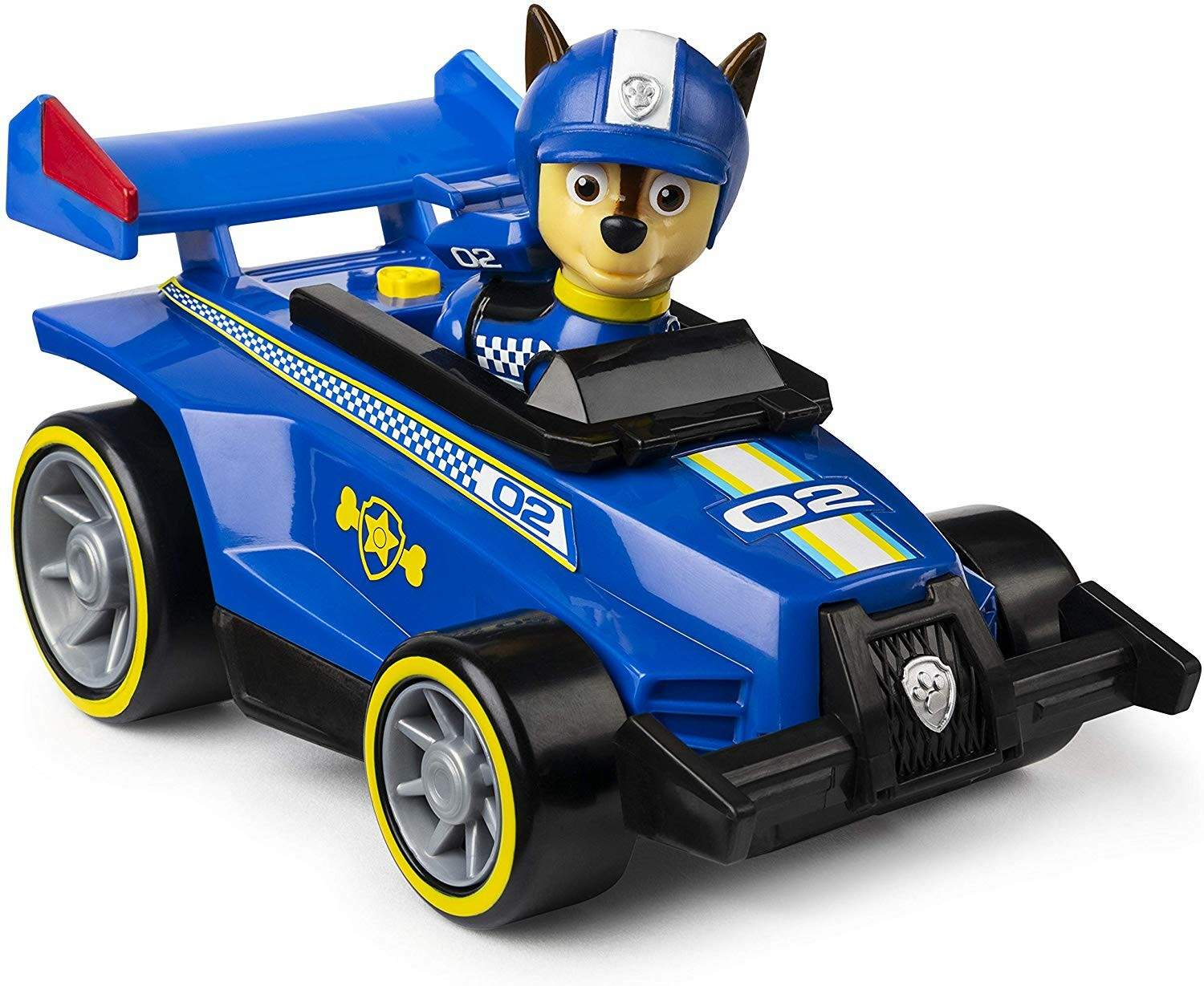 Paw Patrol Ready Race Rescue Chase Deluxe Vehicle Toys N Tuck
