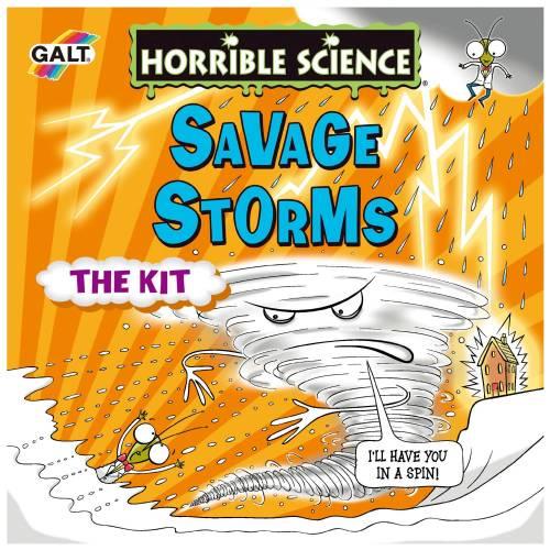 Galt Horrible Science Savage Storms
