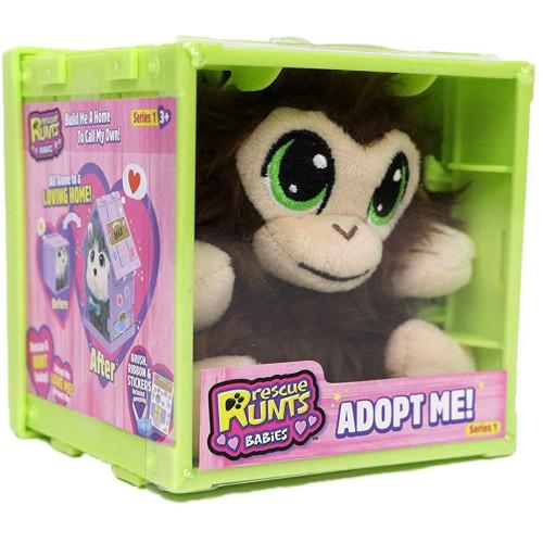 Rescue Runt Babies - Monkey