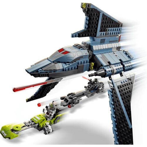 Lego 75314 Star Wars The Bad Batch™ Attack Shuttle