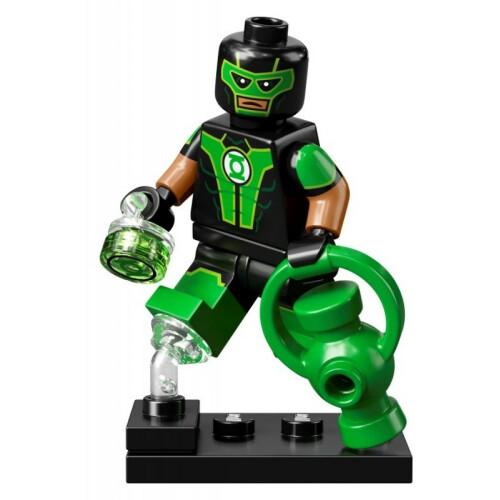 Lego 71026 DC Super Heroes Minifigure Green Lantern