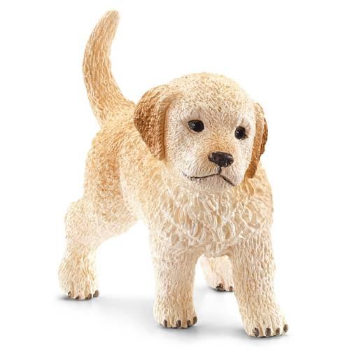 Schleich Farm Life 16396 Retriever Puppy (Golden)