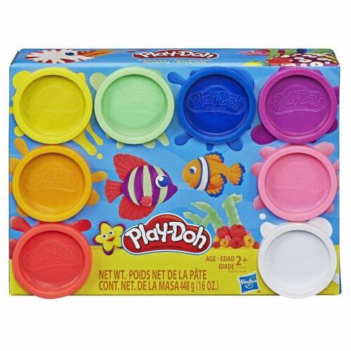 Play-Doh 8 Tub Rainbow